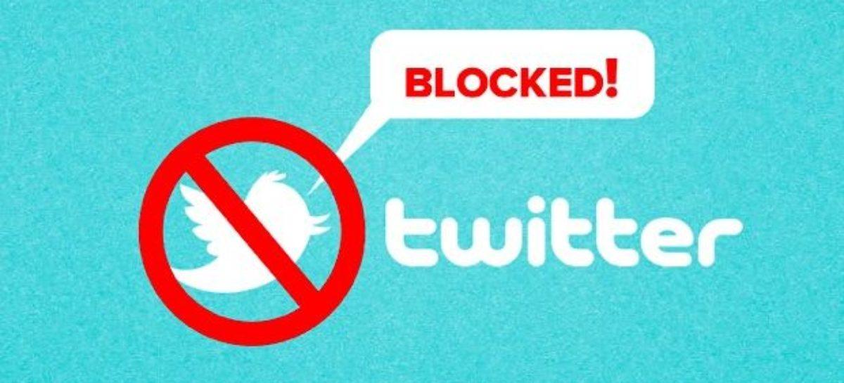 ट्विटर यूजर का कमाल,किया ट्विटर हैंडल को ब्लॉक!